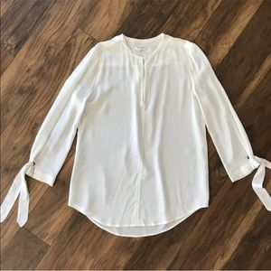 Equipment femme silk blouse